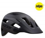 Cykelhjälm Lazer Chiru MIPS matt svart/grå