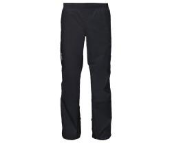 Regnbyxa Vaude Men's Drop Pants II svarta