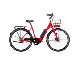 Elcykel Ecoride Ambassador 28 AXS M-8 E5 Dam röd