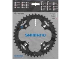 Drev Shimano Acera FC-M341 104 bcd 9 växlar 42T svart