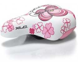 Sadel XLC SA-C02 145 mm rosa