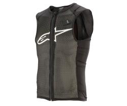 Ryggskydd Alpinestars Paragon Plus Protection Vest svart/vit