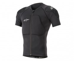 Kroppsskydd Alpinestars Paragon Lite SS Jacket CE-certifierad svart