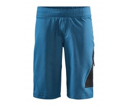 Baggy Shorts Craft Bike JR XT Shorts blå