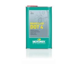 Bromsvätska Motorex DOT 4 Burk 250 ml