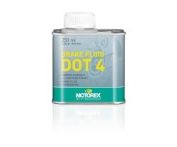 Bromsvätska Motorex DOT 4 Flaska 1 liter