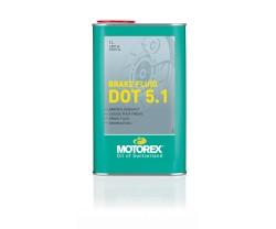 Bromsvätska Motorex DOT 5.1 Flaska 1 liter