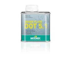 Bromsvätska Motorex DOT 5.1 Burk 250 ml