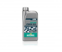 Gaffelolja Motorex Racing Fork 10W Burk 250 ml