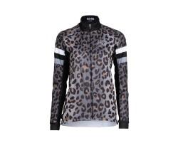 Tröja 8848 Cherie W Jacket Leopard