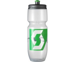Flaska Scott Corporate G3 transparent/grön 700 ml