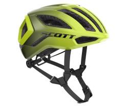 Cykelhjälm Scott Centric Plus Gul