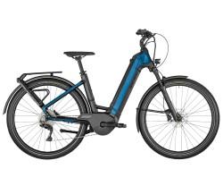 Elcykel Bergamont E-Ville Edition svart/blå