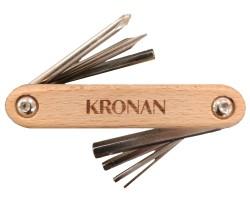 Multiverktyg Kronan Classic 7 funktioner