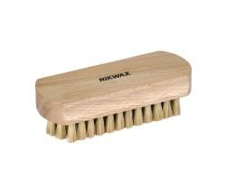 Skoborste Nikwax Shoe Brush White Bristles