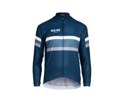 Tröja 8848 Kingman L/S Wind Jacket Blå