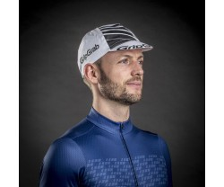 Cykelkeps GripGrab Classic Cycling Cap vit one-size