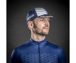 Cykelkeps GripGrab Classic Cycling Cap blå one-size