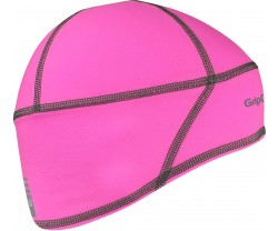 Hjälmmössa GripGrab Lightweight Thermal Skull Cap Hi-Vis rosa