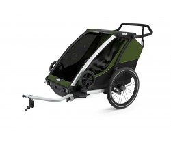 Cykelvagn Thule Chariot Cab 2 Green