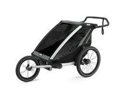 Cykelvagn Thule Chariot Lite 2 Grå