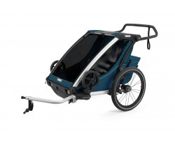 Cykelvagn Thule Chariot Cross 2 Blue