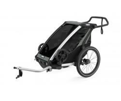 Cykelvagn Thule Chariot Lite 1 Grå