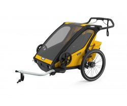 Cykelvagn Thule Chariot Sport 2 Yellow