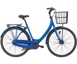 Damcykel Blue Winther 4 7-växlad blå