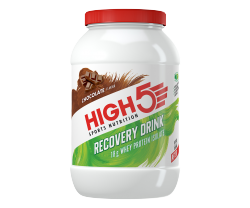 Proteinpulver High5 Recovery Drink 1.6 kg Choco