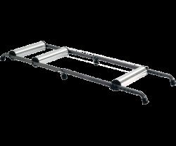 Trainer SARIS Aluminium Rollers