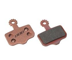 Bromsbelägg BBB Discstop 441S metallic 1 par