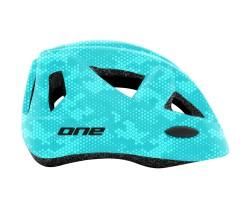 Hjälm One Racer blå