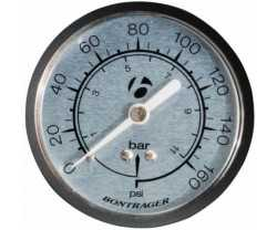 "Manometer Bontrager 2 1/2"" till Super Charger"