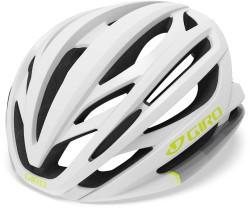 Cykelhjälm Giro Seyen MIPS dam vit/grå
