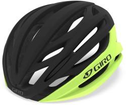 Cykelhjälm Giro Syntax MIPS svart/gul