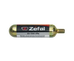 Kolsyrepatron Zefal gängad 25 g
