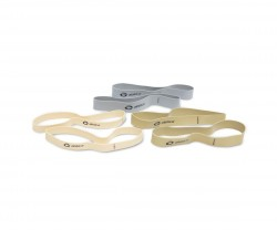 Träningsband Abilica Rubberbands Eco Beige S