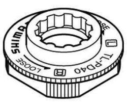 Pedalnyckel Shimano TL-Pd40