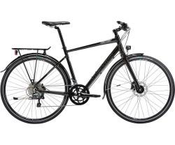 Hybridcykel Nishiki City 601 Herr svart