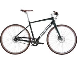 Hybridcykel Nishiki Pro BLT grön