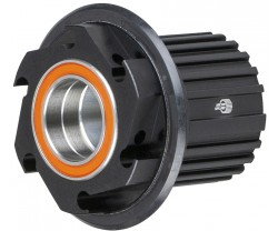 Frihjulsbody Bontrager Drive Micro Spline V2 12-delad 148 mm