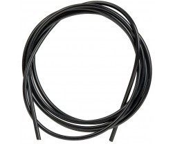 Bromsvajerhölje TEC 2500mm svart