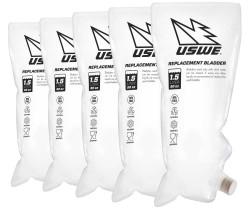 Vätskebehållare USWE Refill 1.5 l transparent 5-pack