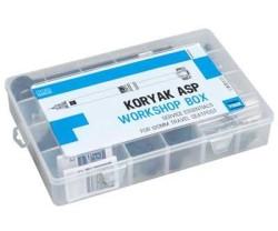 Workshopbox Pro för Koryak justerbar sadelstolpe
