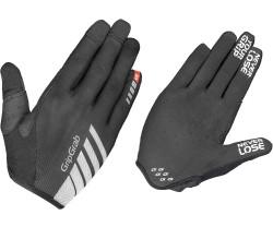 Handskar GripGrab Racing InsideGrip Full Finger svart