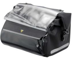 Styrväska Topeak handlebar Drybag 7.5 l svart