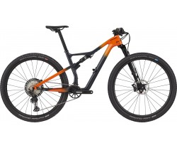 MTB Cannondale Scalpel Carbon 2 grå/orange