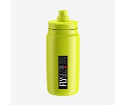 Flaska Elite FLY Gul/Svart 550ml