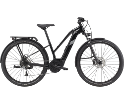Elcykel Cannondale Tesoro Neo X 3 Remixte grå